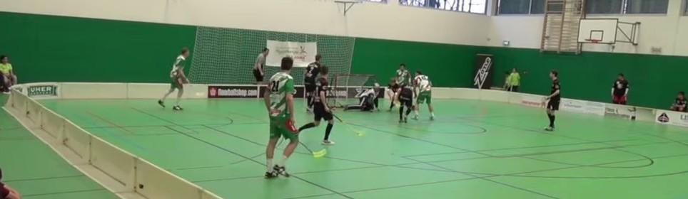 Unterhaltsames Spiel gegen Landsberg