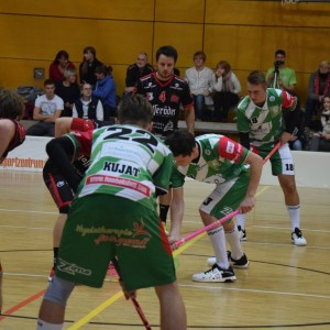 DHfK Floorball vs. Wernigerode 1