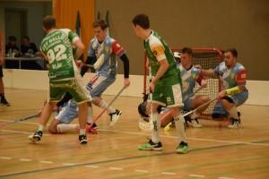 Saalebiber Halle vs. SC DHfK 1
