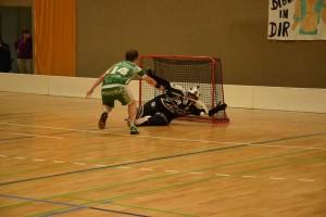 Saalebiber Halle vs. SC DHfK 2