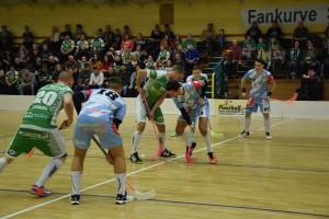 Saalebiber Halle vs. SC DHfK 4
