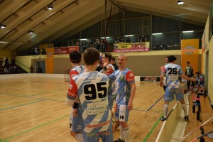 Saalebiber Halle vs. SC DHfK 6
