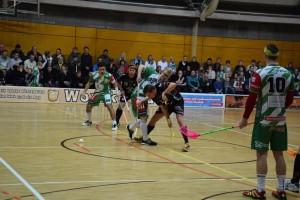 Stadtderby MFBC Leipzig vs. SC DHfK 1