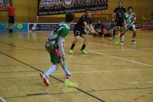 Stadtderby MFBC Leipzig vs. SC DHfK 2