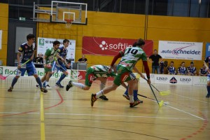 SC DHfK vs. Floor Fighters Chemnitz 2
