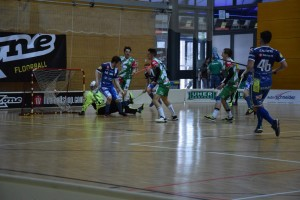 SC DHfK vs. Floor Fighters Chemnitz 3