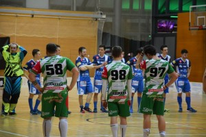 SC DHfK vs. Floor Fighters Chemnitz 4