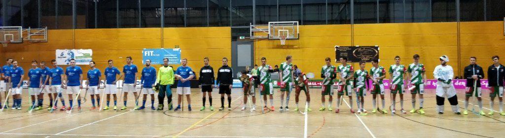 Sportclub mit Sieg im erster Ligaspiel