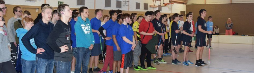 Erfolgreiches Floorballturnier der Förderschule Thonberg