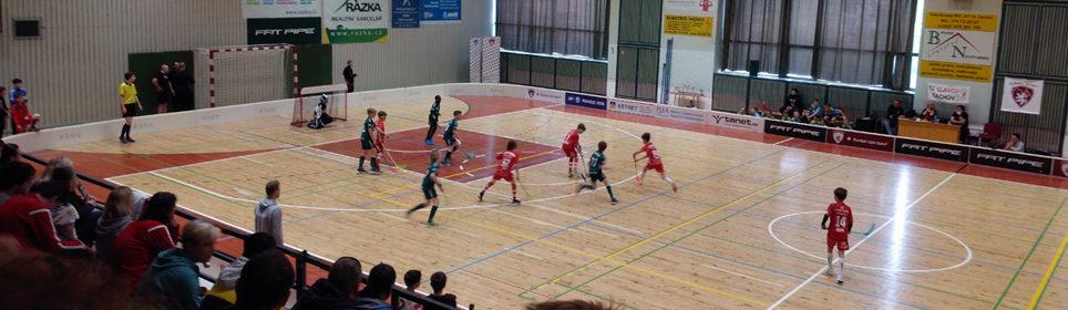 U11 mit großartiger Leistung beim Play For Joy Turnier in Tschechien