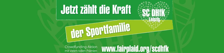 Crowdfunding-Aktion mit tollen Floorball Prämien